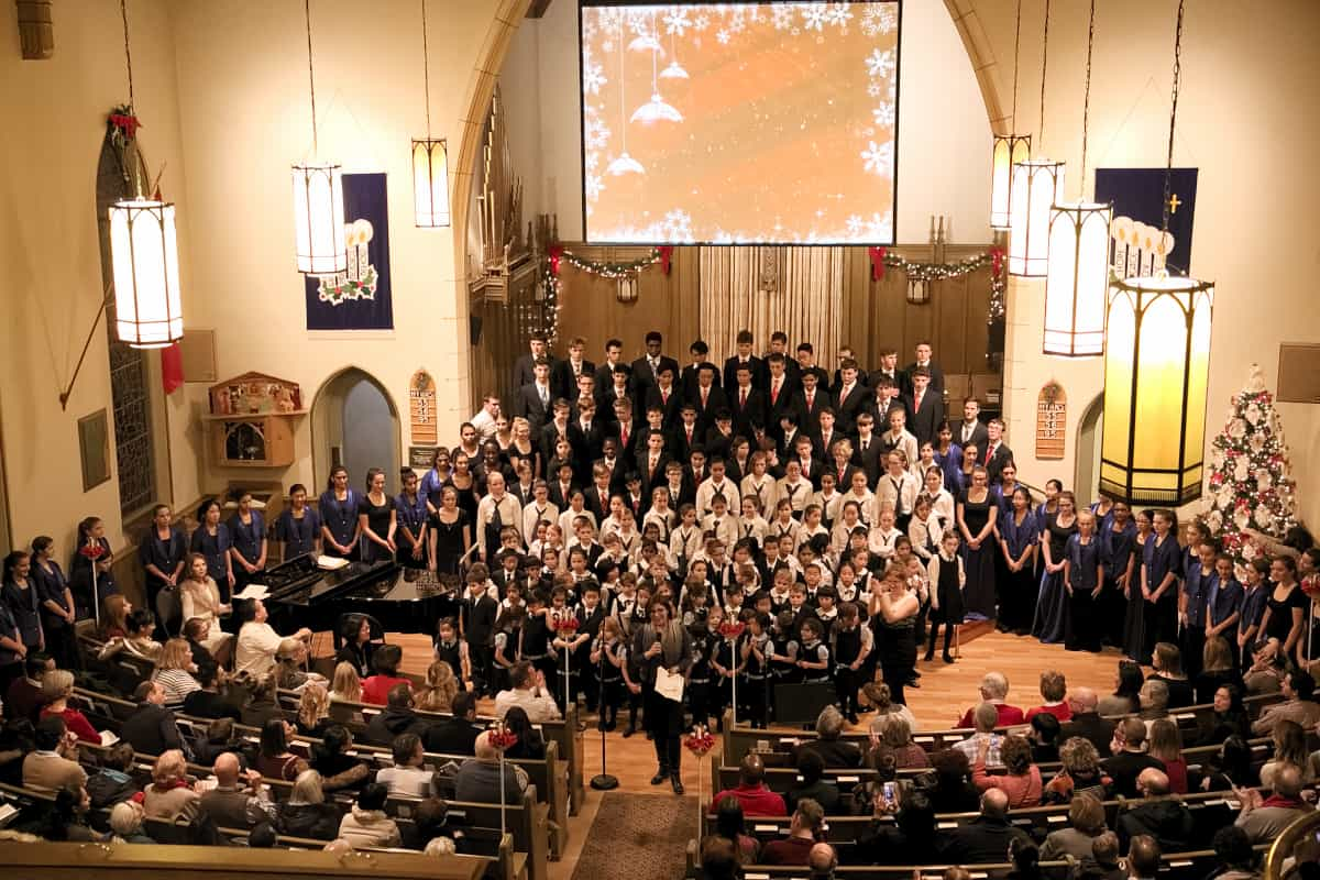 Homepage -all choirs | Oakville Choir