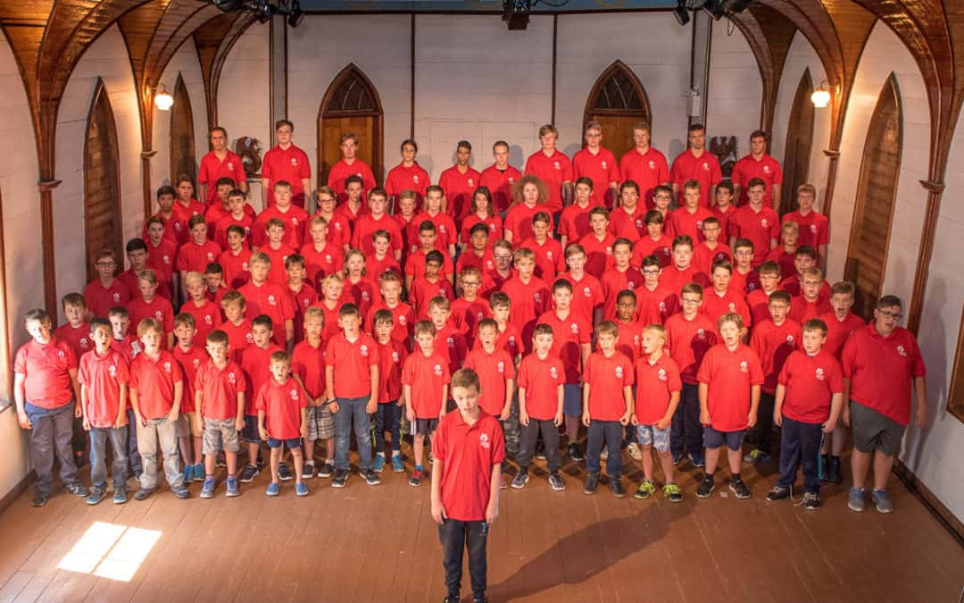 Select Singers from AFGM to perform with National Boychoir of Canada