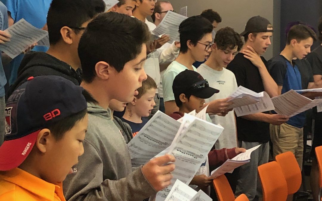 6 Reasons Why The First 6 Weeks of Choir Matter Most